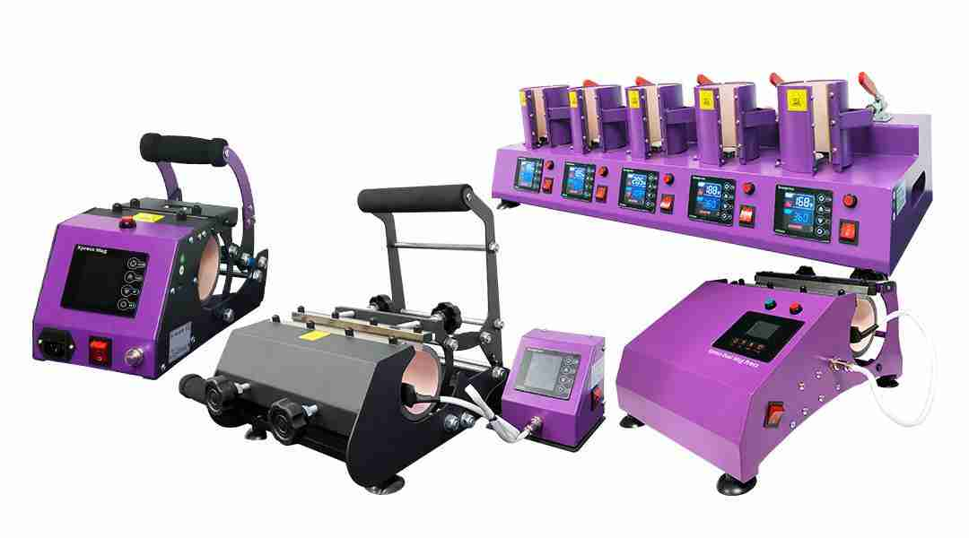 Graphics One Offers Four Different Professional Mug Heat Presses