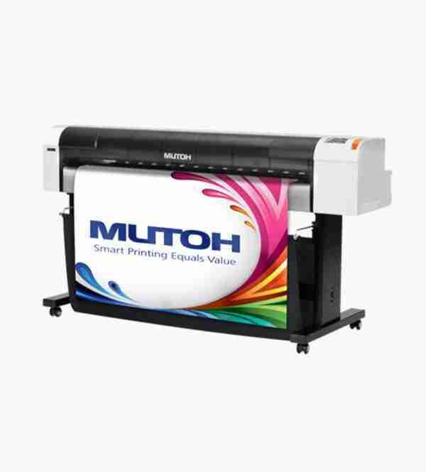 Mutoh RJ900X Dye Sublimation Printer 02