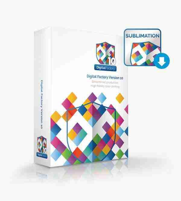 CADLink Digital Factory Dye Sublimation Edition RIP Software