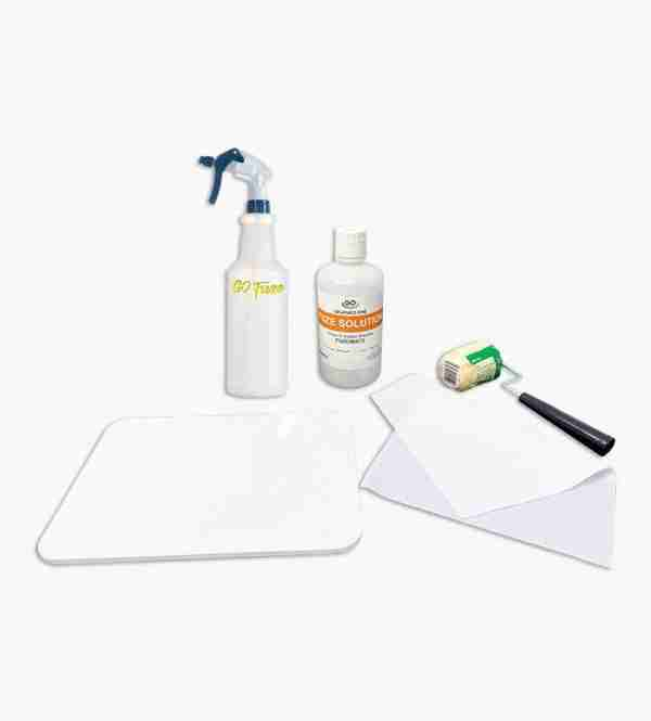 GO FUZE Liquid Solution Handheld Kit