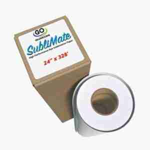 GO-SubliMate-Dye-Sublimation-Paper-Rolls