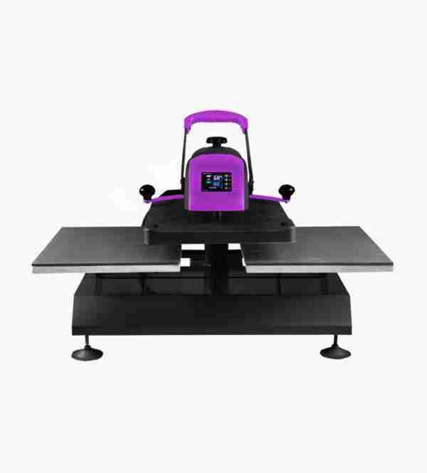 GO Xpress 1620DM Dual Manual Heat Press 01