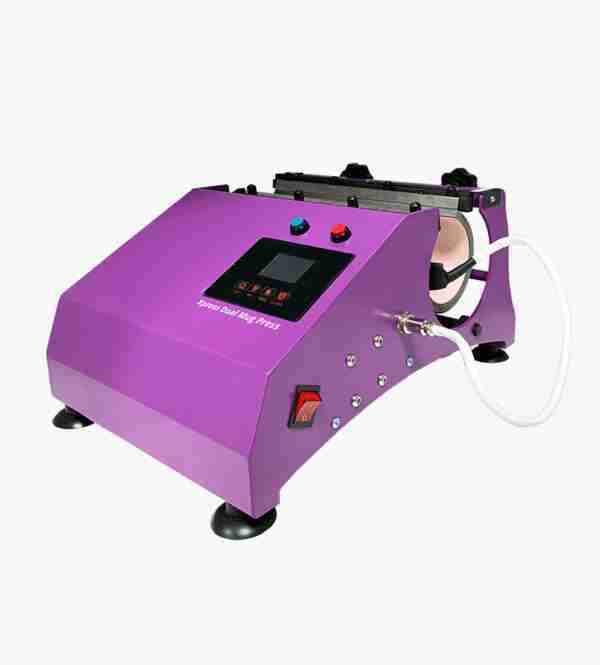 GO Xpress Dual Mug Electric Heat Press 01