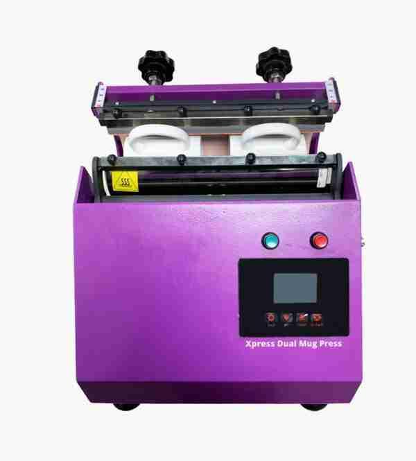 GO Xpress Dual Mug Electric Heat Press 02