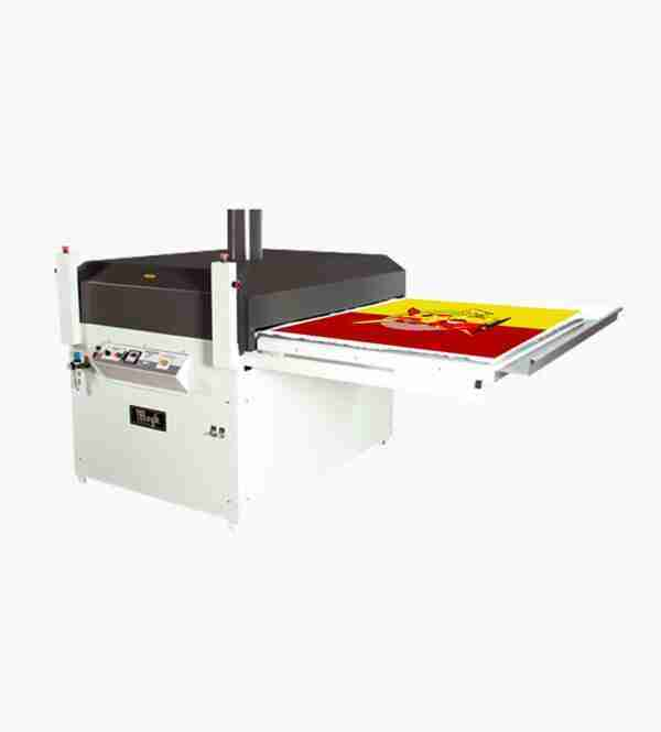 Mogk PTP-1450 Single Shuttle Semi-Auto Heat Press