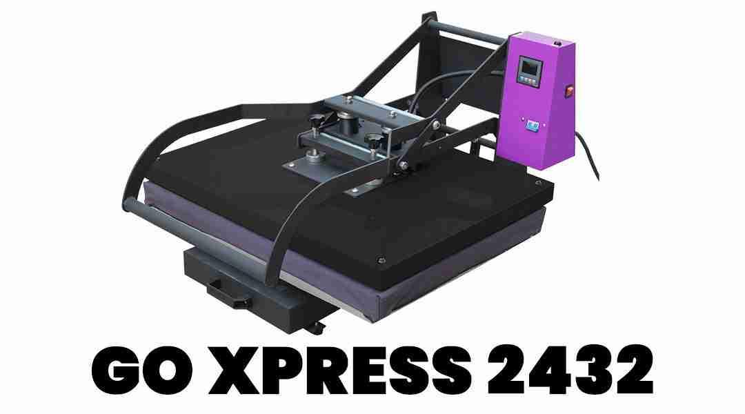 GO Xpress 2432 Manual Heat Press
