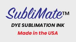 GO SubliMate dye Sub Ink Logo