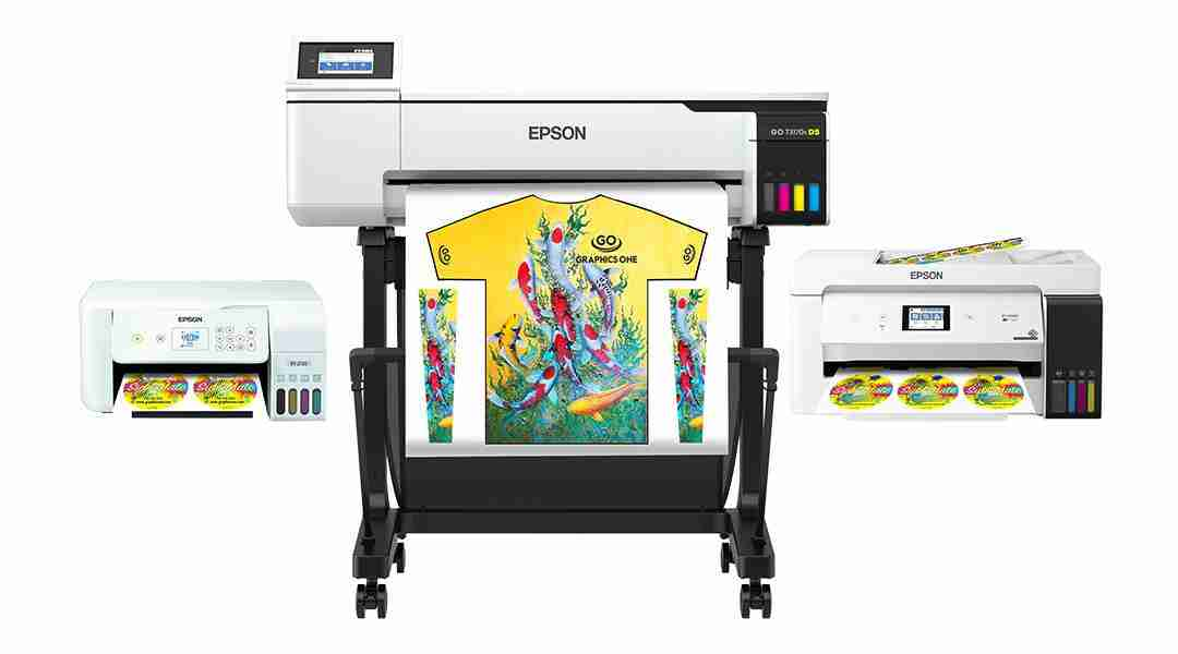 Ten Top Reasons the GO Dye Sublimation Printer Systems are the Best Choice!