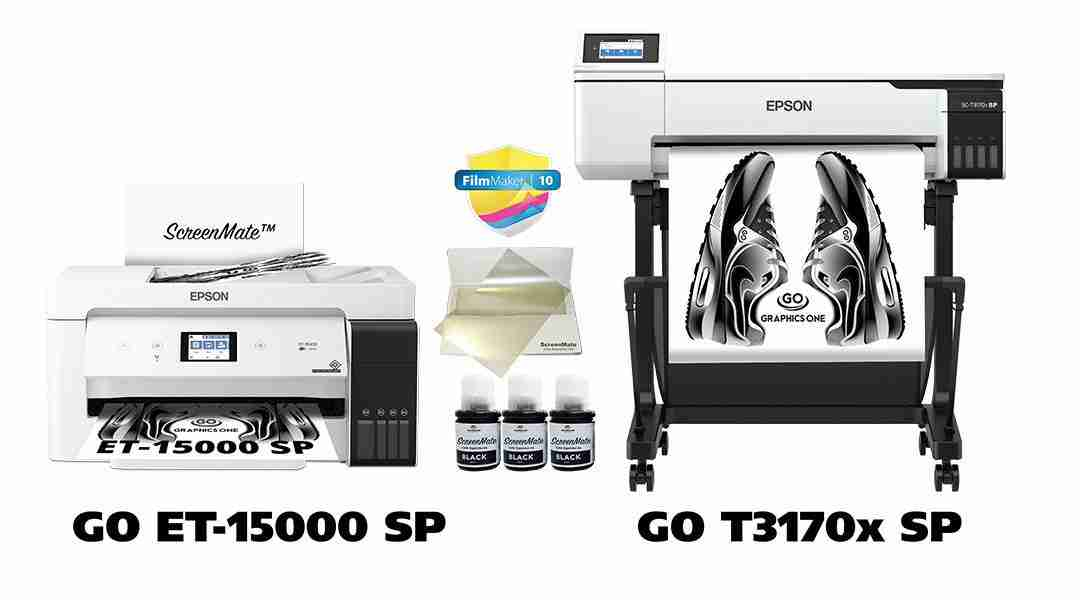 Graphics One Offers Two Film Positive Systems–GO ET-15000 SP and GO T3170x SP