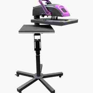 GO Xpress 1620SA Swing-Away with Caddie Stand Heat Press 01